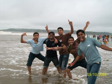 The Last Day in Goa