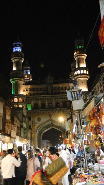 Charminar in full glory