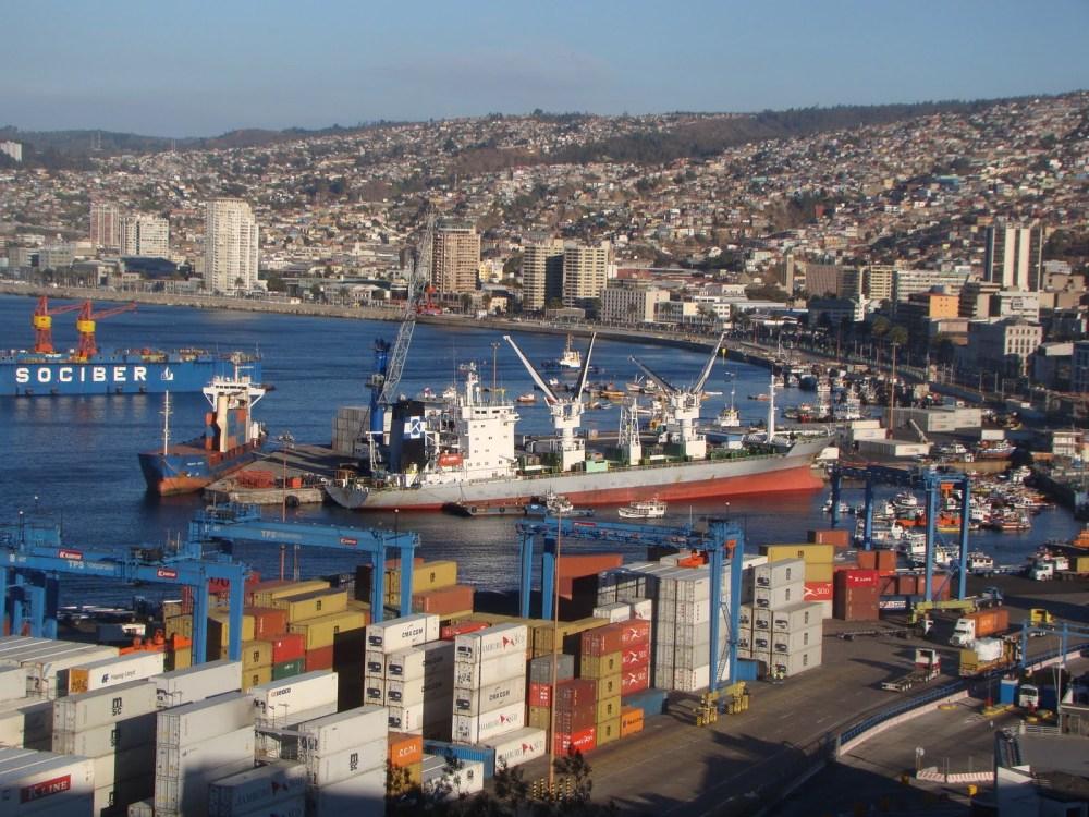 Valparaiso De Chile (1/3)